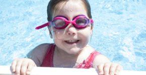 Zajęcia pływania dzieci