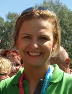 Otylia Jędrzejczak - pływaczka