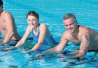 nauka pływania dla seniorów nowy sącz