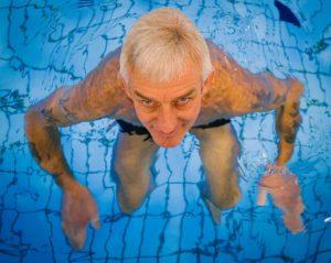 pływanie i aqua aerobik dla seniora