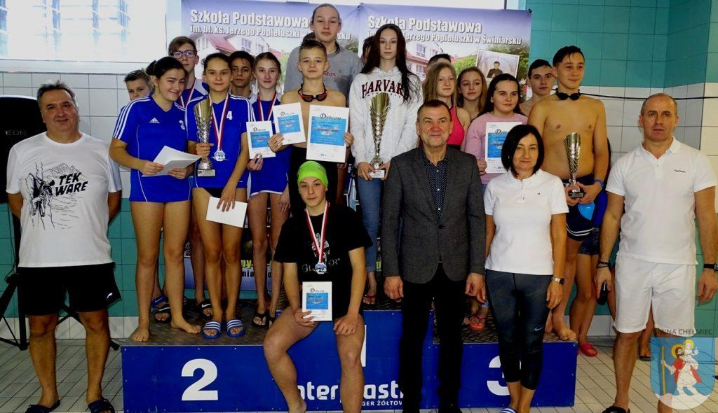 XVIII Mistrzostwa Pływackie Gminy Chełmiec