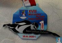 medal mistrzostw pływackich gminy chełmiec